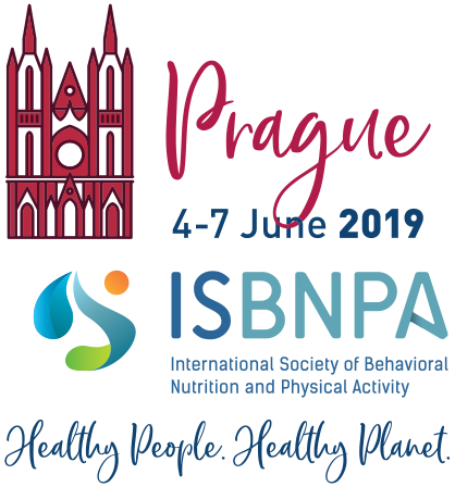 ISBNPA Logo Healthy People Healthy Planet