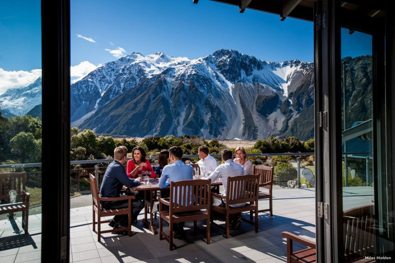 business meeting new zealand