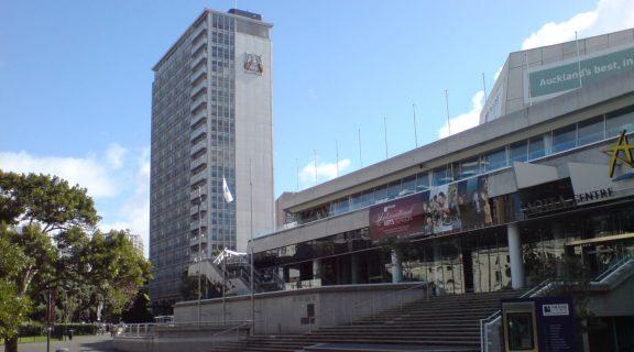 Aotea Centre for ISBNPA 2020
